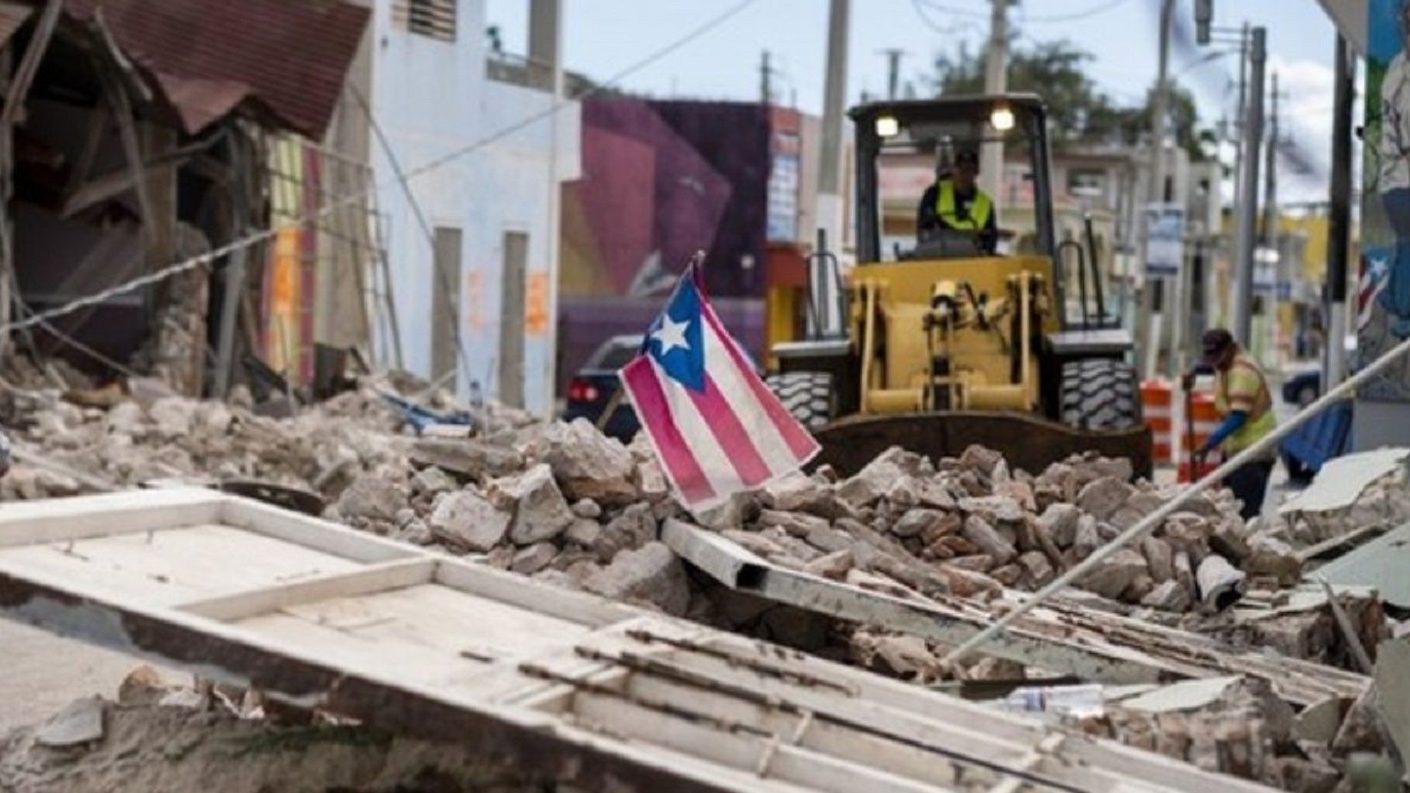 Un sismo de magnitud 6,0 sacude Puerto Rico tras varios días de fuertes temblores