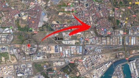 Insólito: tapa metálica voló 3 kilómetros, entró por una ventana y mató a un hombre