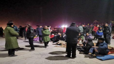 Terremoto de 6,4 en China deja un muerto y dos heridos