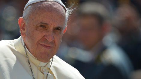 El papa Francisco de acuerdo con unión legal entre personas del mismo sexo