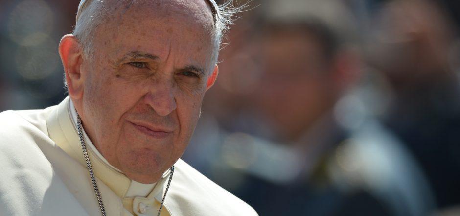 Mike Pence fue recibido en el Vaticano