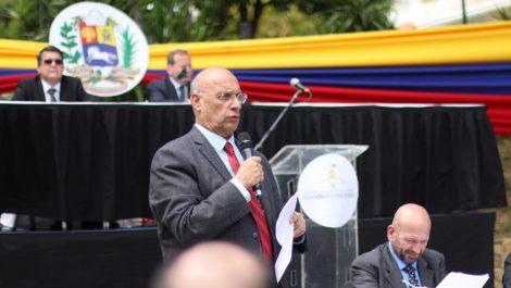 Williams Dávila: respaldo del europarlamento a Guaidó fue «rápido» ante pretensiones de Parra