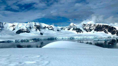 La Antártida bate el récord de temperatura con 18,3 grados