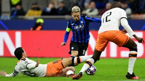 Atalanta sin piedad goleó al Valencia