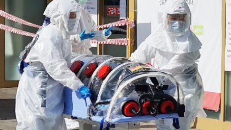 Coronavirus pone en jaque ahora a Corea del Sur