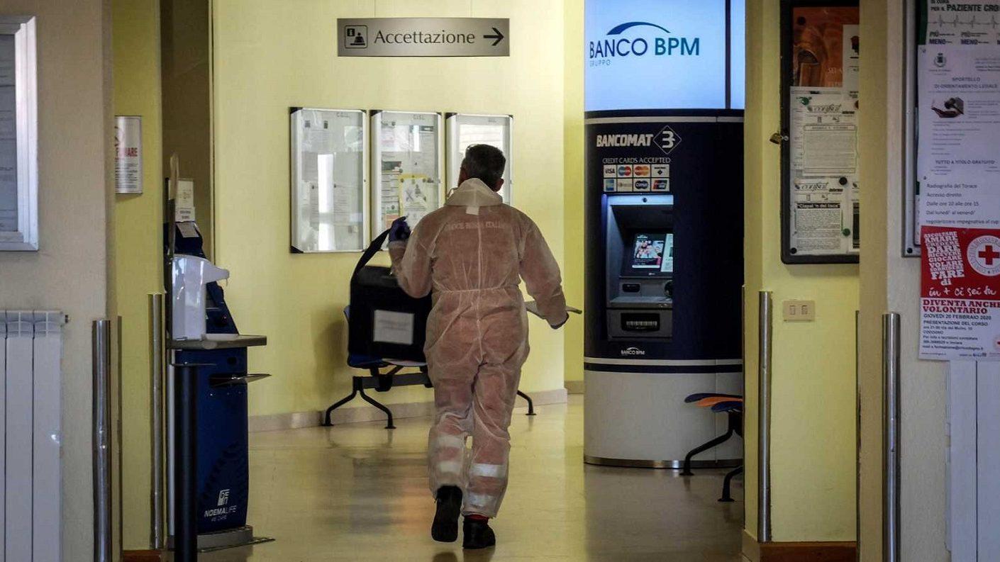 Confirman segunda muerte en Italia por Coronavirus