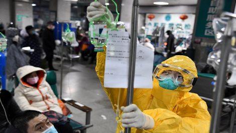 China admitió que en Wuhan murieron 50% más personas de lo anunciado
