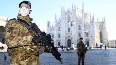 Austria cancela tráfico ferroviario con Italia por sospecha de coronavirus