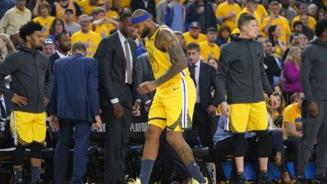 Lakers dejan libre a DeMarcus Cousins