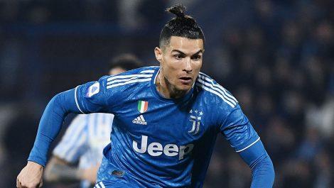 Cristiano sigue batiendo récord en Italia