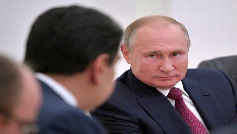 Vladimir Putin designa nuevo embajador de Rusia en Venezuela