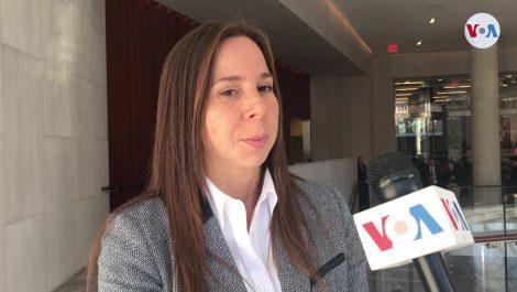 Mujer de Roberto Marrero denuncia aislamiento de su cónyuge