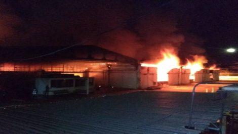 Gobierno denunció que EEUU «atacó» almacén de la CANTV en Flor Amarillo