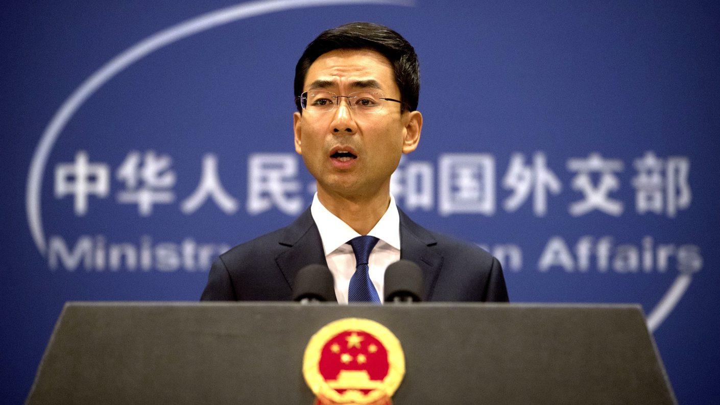 China rechaza sanciones y pide diálogo gobierno-oposición en Venezuela