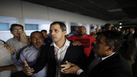 Denuncian desaparición del tío de Guaidó al llegar a Maiquetía