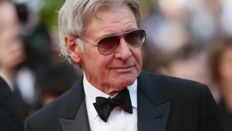 Harrison Ford manifestó su admiración por Greta Thumberg