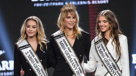 Madre de 35 años se convierte en Miss Alemania