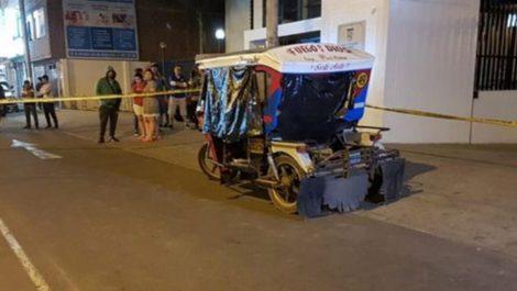 Asesinaron a balazos a mototaxista venezolano en Perú