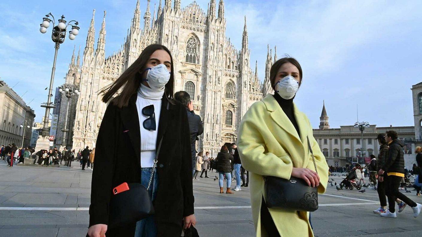 Italia impondrá el lunes el modelo coreano para combatir la epidemia del coronavirus