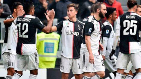 La Juventus gana sin Cristiano Ronaldo