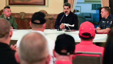 Maduro ordenó discutir contrato colectivo con sindicato del Metro de Caracas