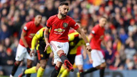 Machester United escaló al quinto puesto