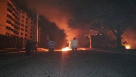Mérida y Táchira sufren largo apagón