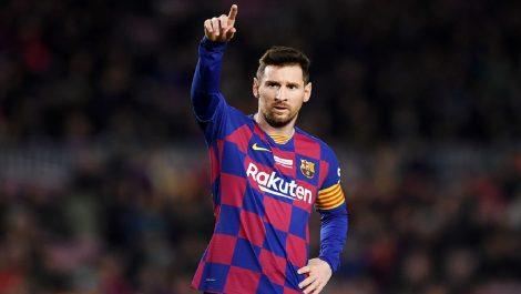 Messi mejor pagado del mundo por delante de Ronaldo