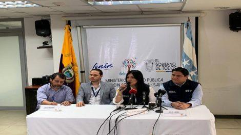 Ecuador confirma primer caso de coronavirus en una mujer de 70 años