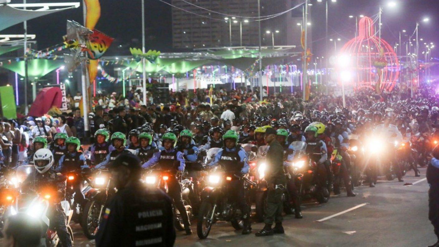 Gobierno certifica 498 playas aptas para carnavales