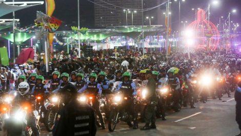 Gobierno dispone de 498 playas aptas para Carnavales