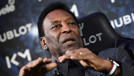 Pelé sufre depresión por sus problemas de salud