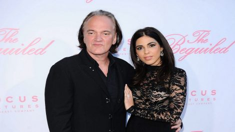 Quentin Tarantino anuncia el nacimiento de su primer hijo