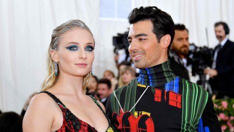 Joe Jonas espera su primer hijo con la actriz Sophie Turner
