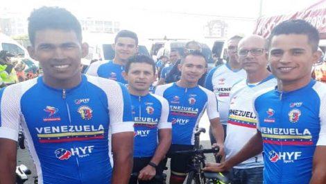 Venezuela lista para afrontar el Tour Colombia