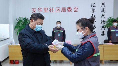 Xi Jinping alerta que el coronavirus es la «mayor emergencia sanitaria» de China