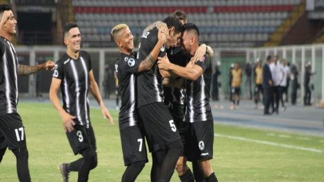 Zamora logró su primera victoria en Copa Sudamericana