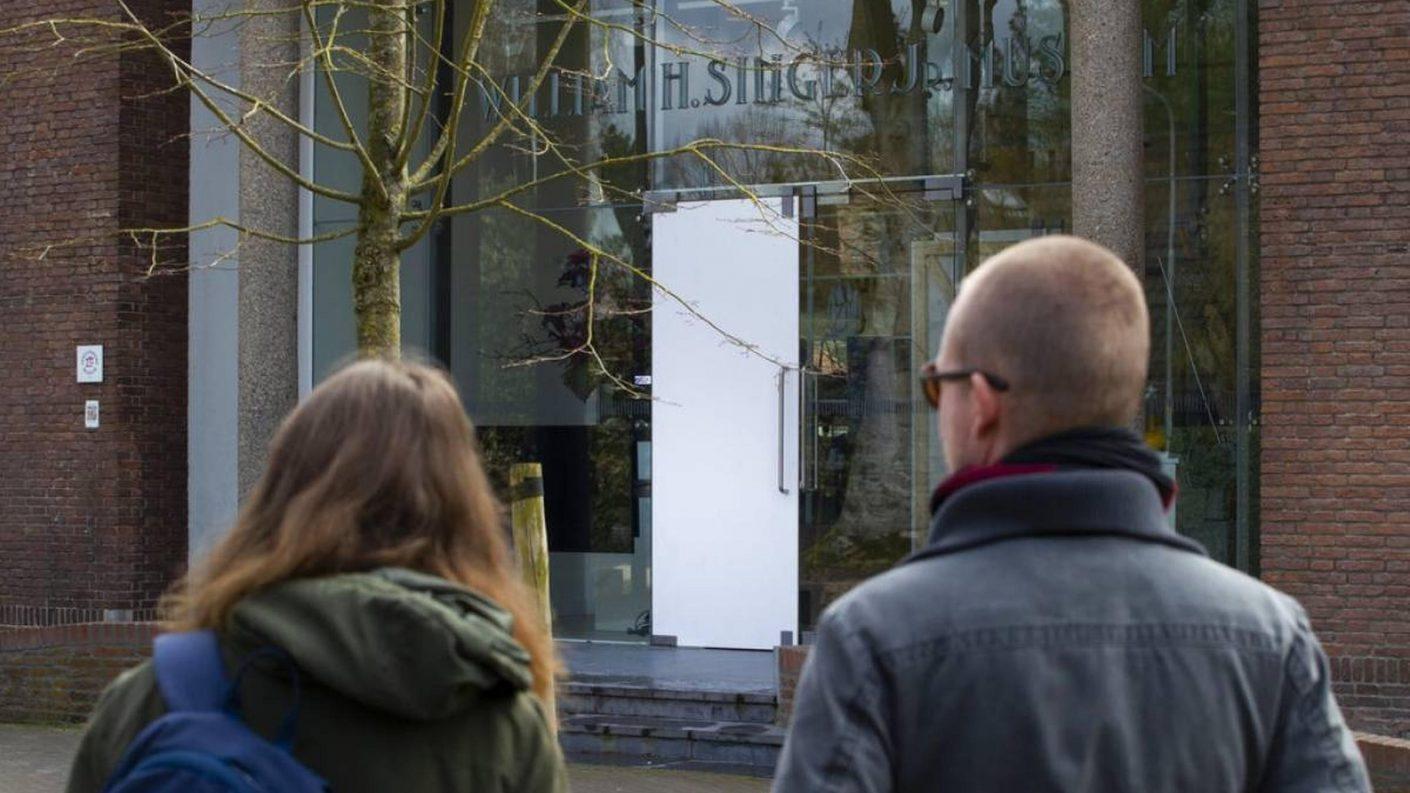 Roban cuadro de Van Gogh en museo cerrado por cuarentena