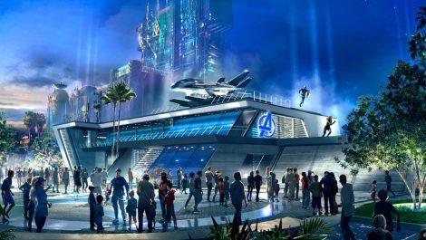 «Avengers Campus» es la nueva atracción que tendrá Disneyland