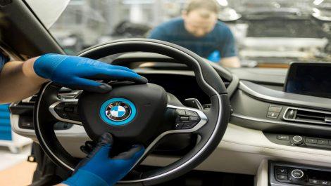Planta de BMW en México hará paro programado hasta abril