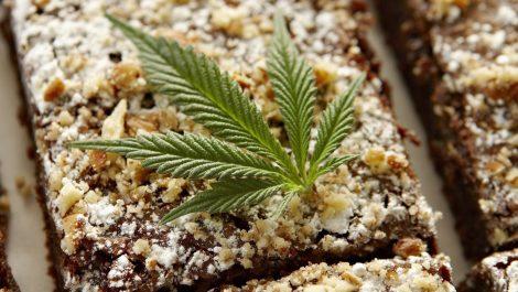 Desde Maracay distribuían postres con marihuana