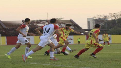 El Caracas Fútbol Club asumió el liderato de la Liga FutVe