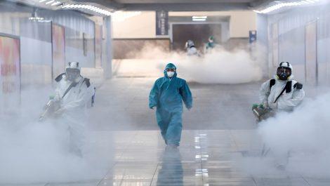 Más de un millón de contagios y 51.000 muertes por Covid-19 en el mundo