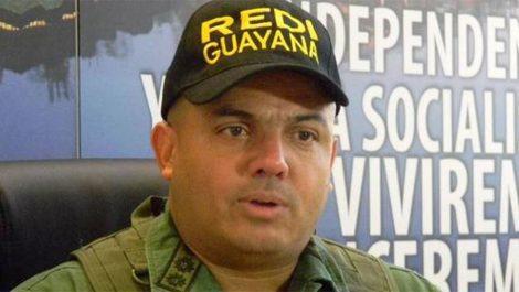 Exgeneral Cliver Alcalá se entregó ante la justicia estadounidense
