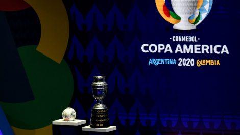 Copa América suspendida por el COVID-19