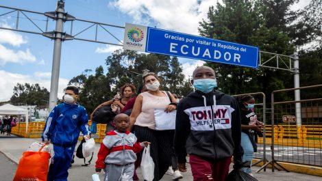 Casos en Ecuador casi se duplican en un día y llegan a 111