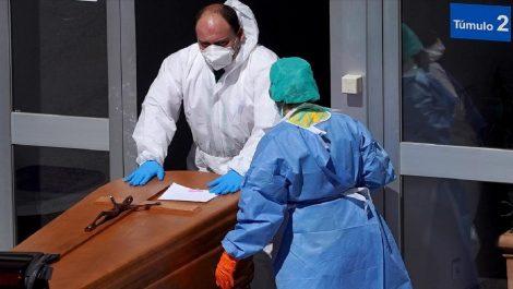 Se registran más de 34.000 muertos por covid-19 en el mundo
