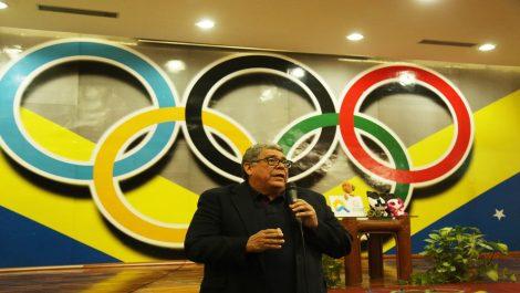 COV respalda la decisión de aplazar los Juegos Olímpicos