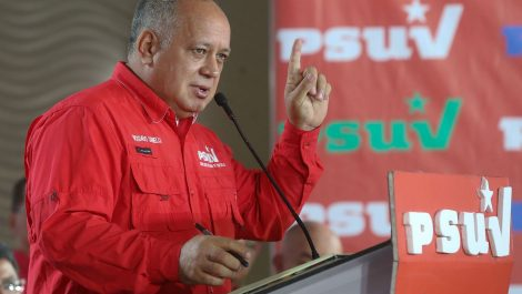 Cabello puso en alerta a militancia del Psuv tras acusar a la DEA de invasión fallida