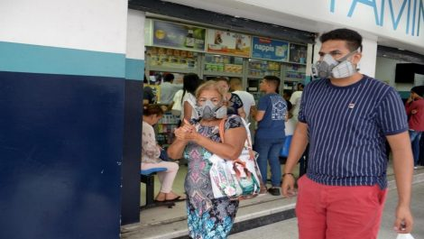 Ecuador confirma cinco nuevos casos de covid-19